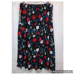Sag Harbor Midi Skirt New With Tags